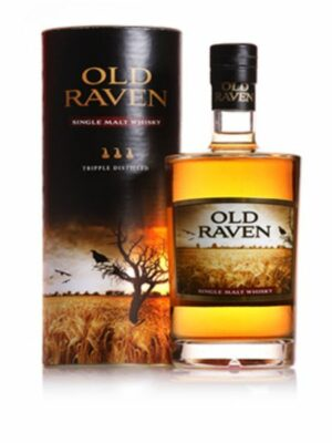 Old Raven Whisky Classic 0,35 Liter